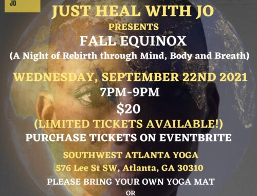 FALL EQUINOX (A Night of Rebirth through Mind Body and Breath)