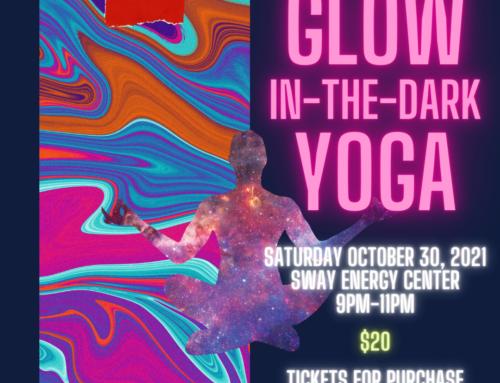 Glow Yoga Party   Glow-In-The-Dark Yoga
