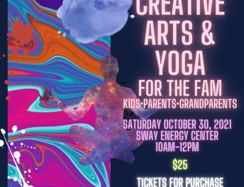 Creative Arts & Yoga For The Fam   Family & Spirituality